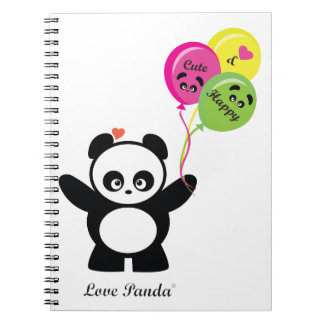 Love Panda® Notebooks