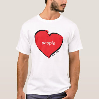 Love People T-Shirt