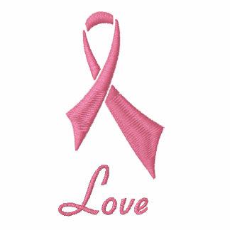 Love Pink Ribbon Long Sleeve