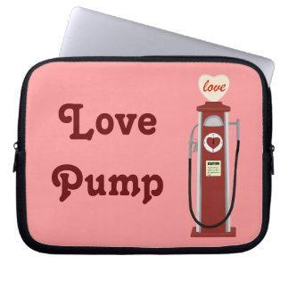 Love Pump Laptop Computer Sleeves