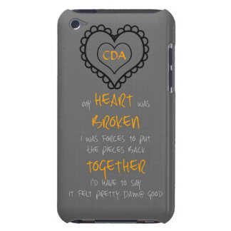 Love Quotes customise IPod touch4 Case iPod Case-Mate Cases