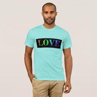 Love Rainbow LGBT Gay Pride Shirt