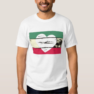 Love Reggae Tshirts