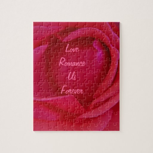 Love Romance Us Forever Puzzle
