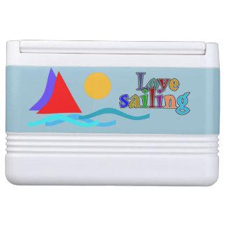 love sailing icebox chilly bin