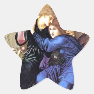 Love Star Stickers