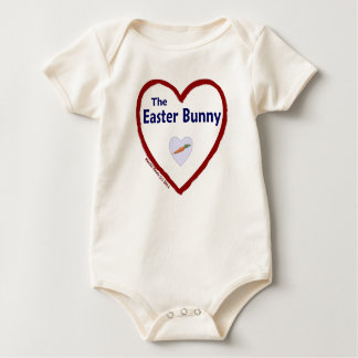 Love: The Easter Bunny - Infant Creeper