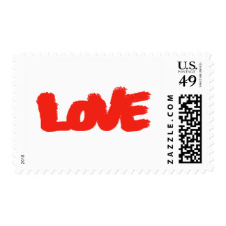 LOVE THE TOP STAMP
