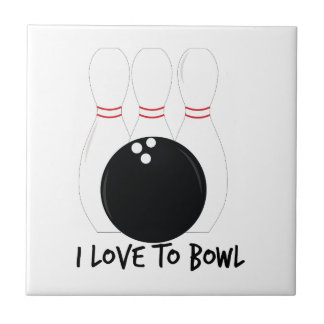 Love To Bowl Tiles
