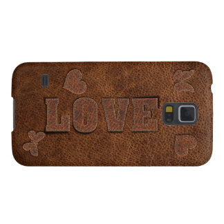 Love Western Style Galaxy S5 Cover