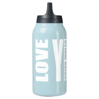 Love YinYin Insulated Water Bottle