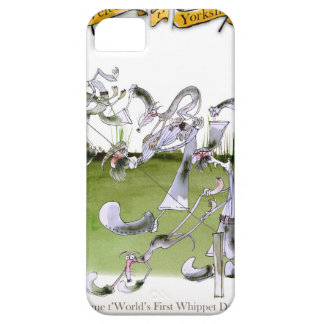 Love Yorkshire whippet dash iPhone 5 Cover