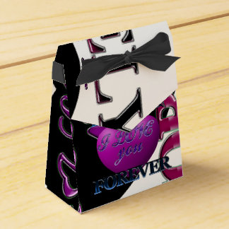 LOVE YOU - BY KALLISTAMOON WEDDING FAVOUR BOXES