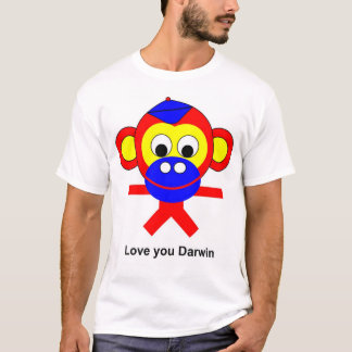 Love you Darwin T-Shirt