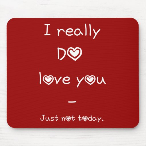 Love you mousepads