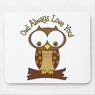 Love You Mouse Pad