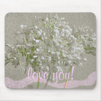 love you! mouse pad