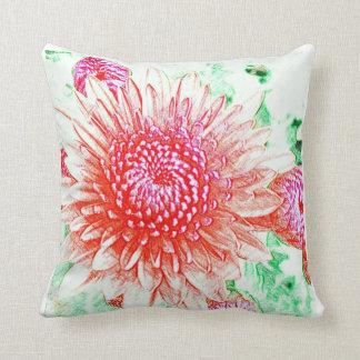 Love you Mum Pillow Throw Cushion