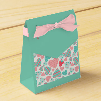 Love You to Pieces Wedding Favour Box