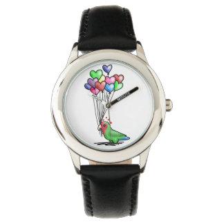 Lovebird watch
