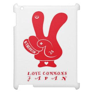 LOVECOMMONS JAPAN iPad case