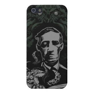 Lovecraft Cthulhu iPhone 5 Cases