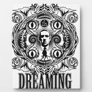 Lovecraftian Dreams Plaques