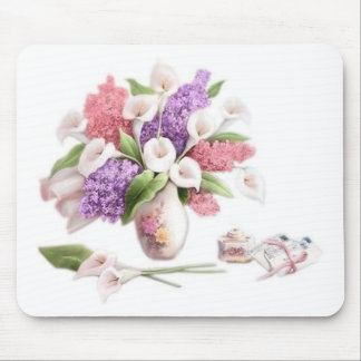 LoveLetters & Lilacs Mouse Pad