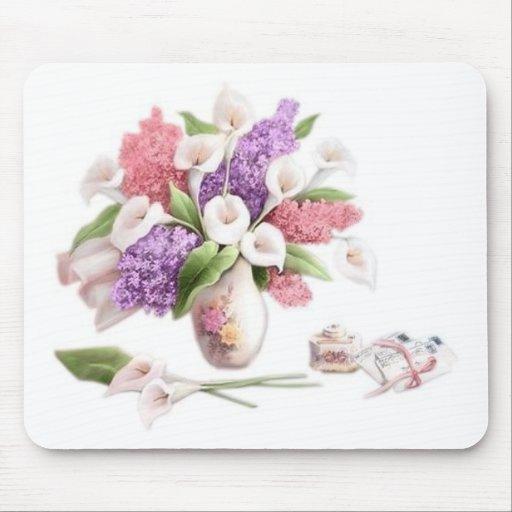LoveLetters & Lilacs Mouse Mats