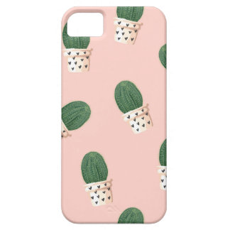 Lovely Cactus Barely There iPhone 5 Case