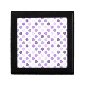 Lovely Dots Pattern VI Gift Box
