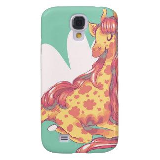 Lovely Giraffe 1 Galaxy S4 Case