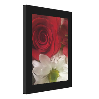 Lovely Opposites - Small Canvas Print
