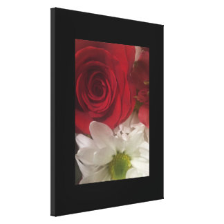 Lovely Opposites - Thin Stretched Canvas Print