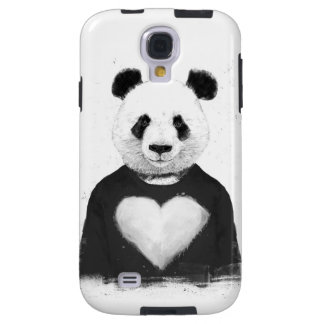 Lovely panda galaxy s4 case