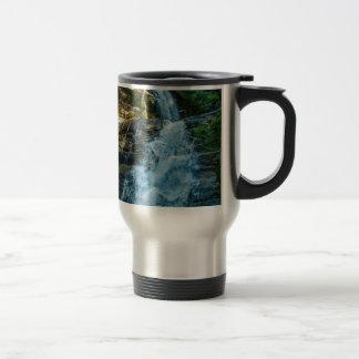 Lovely Waterfall Coffee Mugs