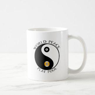 LovePeaceWhite Coffee Mug