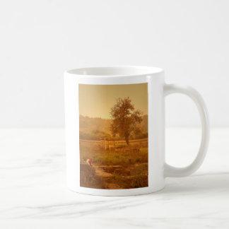 lovers basic white mug