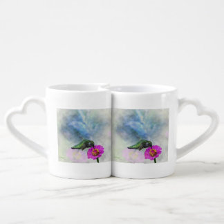 Lover's Humminbird Bird Coffee Mug