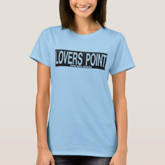 lovers point, Pacific Grove T-Shirt