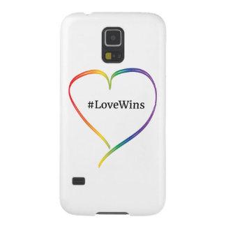 LoveWins Rainbow Heart Phone Case