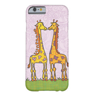 loving long necks barely there iPhone 6 case