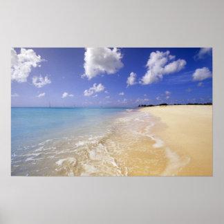 Low Bay Beach, Barbuda, Antigua Poster