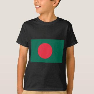 Low Cost! Bangladesh Flag T-Shirt