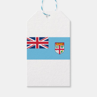 Low Cost! Fiji Flag Gift Tags
