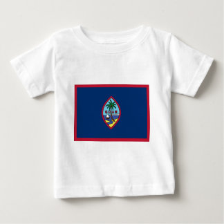 Low Cost! Guam Flag Baby T-Shirt