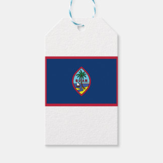 Low Cost! Guam Flag Gift Tags