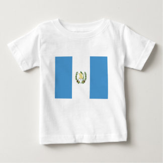 Low Cost! Guatemala Flag Baby T-Shirt
