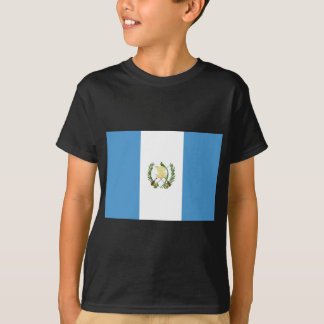 Low Cost! Guatemala Flag T-Shirt