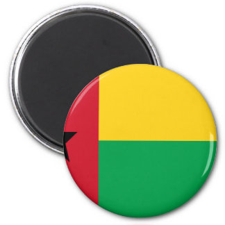 Low Cost! Guinea-Bissau Flag Magnet